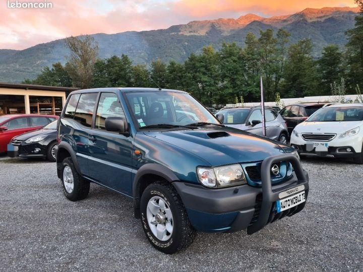Nissan Terrano ll 4x4 3.0 ditd 154 ULTIMATE 08/2003 CLIM ATTELAGE PARE BUFFLES  - 3