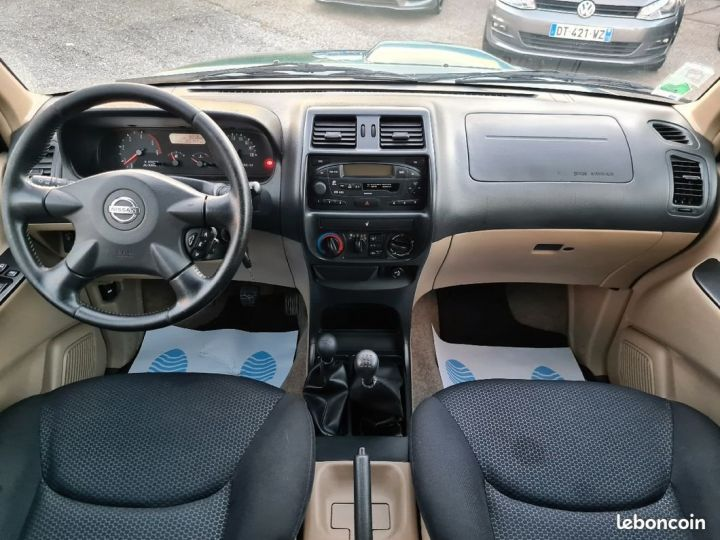 Nissan Terrano ll 4x4 3.0 ditd 154 ULTIMATE 08/2003 CLIM ATTELAGE PARE BUFFLES  - 5