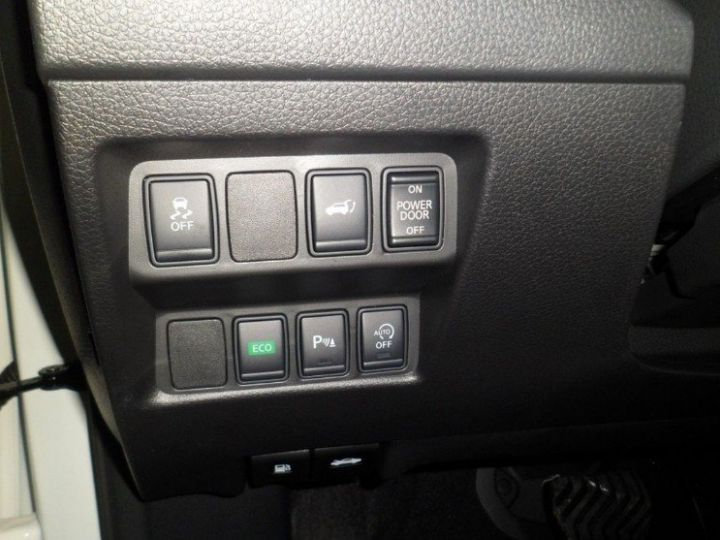 Nissan X-TRAIL 1.6 dCi 130 Xtronic Tekna (03/2017) blanc métal - 14