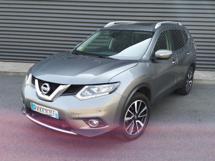Nissan X-TRAIL 3 1.6 DCI 130 CONNECT EDITION iii Gris Occasion - 1