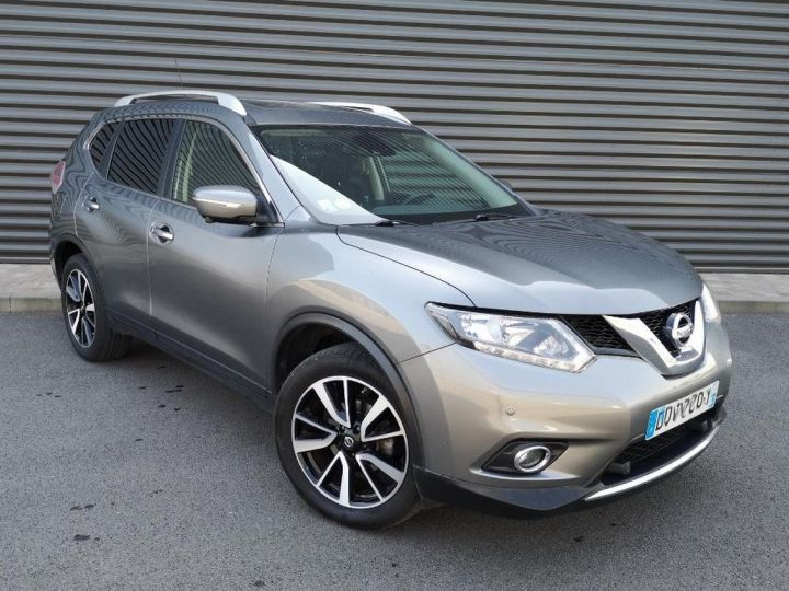 Nissan X-TRAIL 3 1.6 DCI 130 CONNECT EDITION iii Gris Occasion - 6