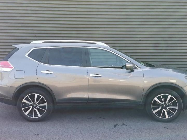 Nissan X-TRAIL 3 1.6 DCI 130 CONNECT EDITION iii Gris Occasion - 7