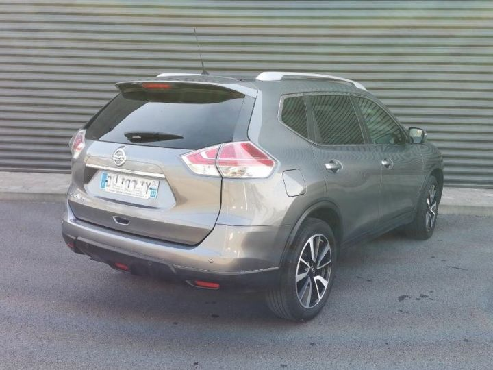 Nissan X-TRAIL 3 1.6 DCI 130 CONNECT EDITION iii Gris Occasion - 8