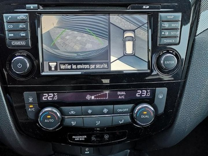 Nissan X-TRAIL 3 1.6 DCI 130 CONNECT EDITION iii Gris Occasion - 11