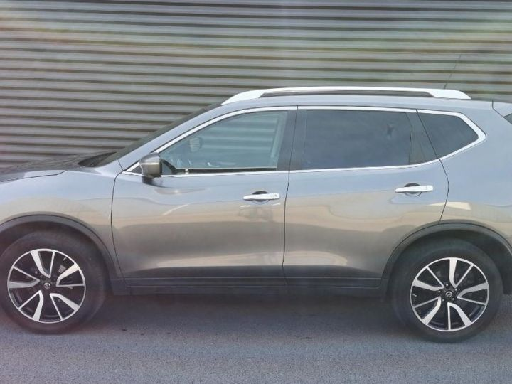 Nissan X-TRAIL 3 1.6 DCI 130 CONNECT EDITION ll Gris Occasion - 2