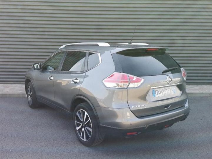 Nissan X-TRAIL 3 1.6 DCI 130 CONNECT EDITION ll Gris Occasion - 5