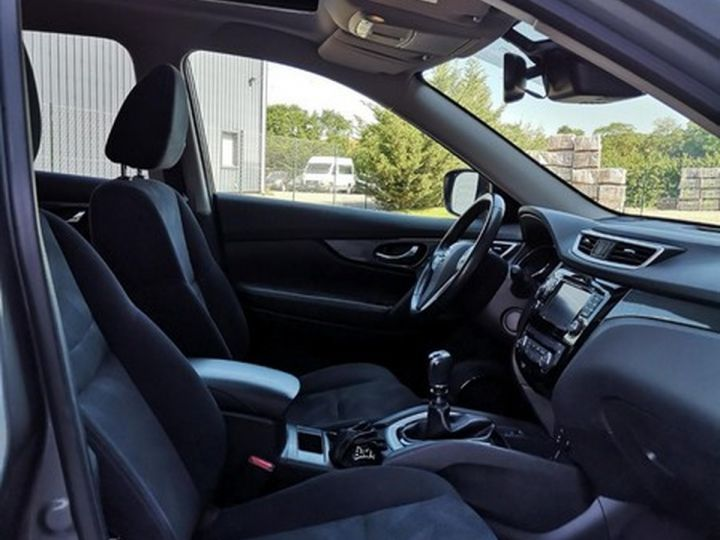Nissan X-TRAIL 3 1.6 DCI 130 CONNECT EDITION ll Gris Occasion - 10