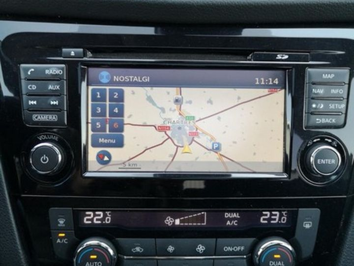 Nissan X-TRAIL 3 1.6 DCI 130 CONNECT EDITION ll Gris Occasion - 12