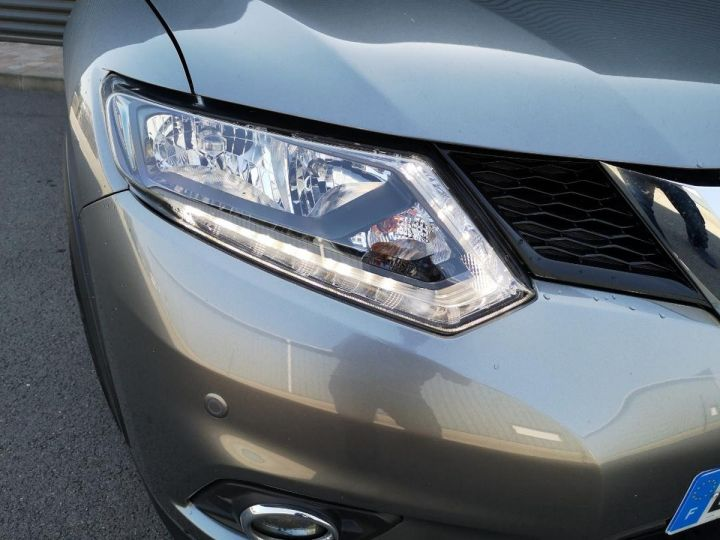 Nissan X-TRAIL 3 1.6 DCI 130 CONNECT EDITION ll Gris Occasion - 13