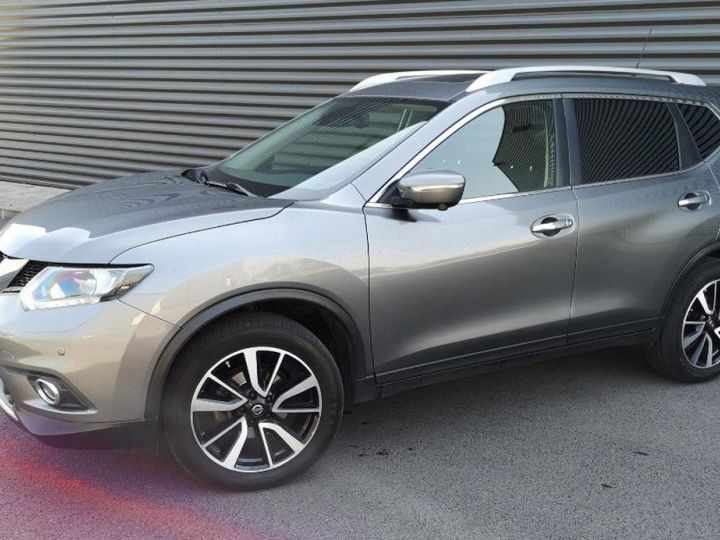 Nissan X-TRAIL 3 1.6 DCI 130 CONNECT EDITION ll Gris Occasion - 15