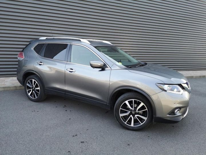 Nissan X-TRAIL 3 1.6 DCI 130 CONNECT EDITION ll Gris Occasion - 17