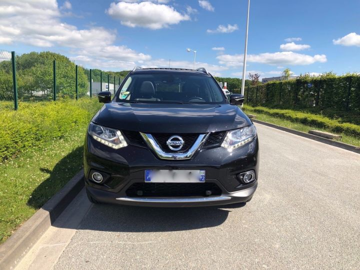 Nissan X-TRAIL 3 III 1.6 DCI 130 TEKNA 7 PLACES oo Noir Occasion - 5