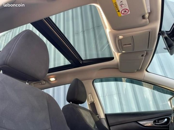 Nissan X-TRAIL dci 130 connect edition Blanc - 3