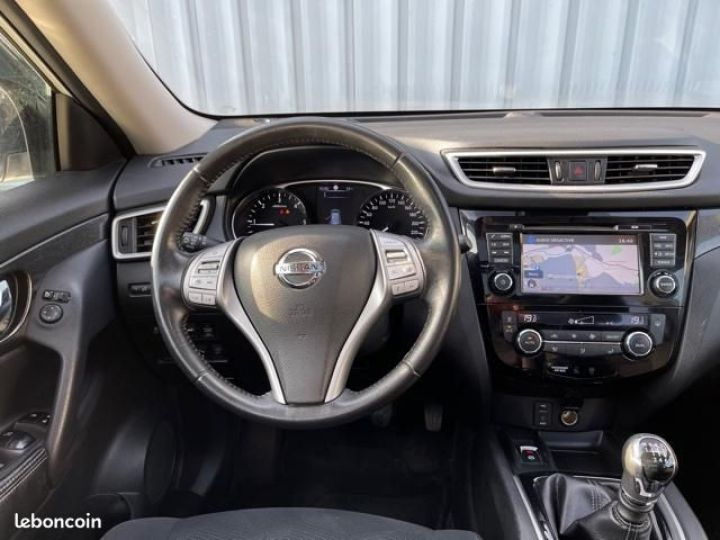 Nissan X-TRAIL dci 130 connect edition Blanc - 4