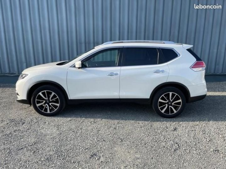 Nissan X-TRAIL dci 130 connect edition Blanc - 5