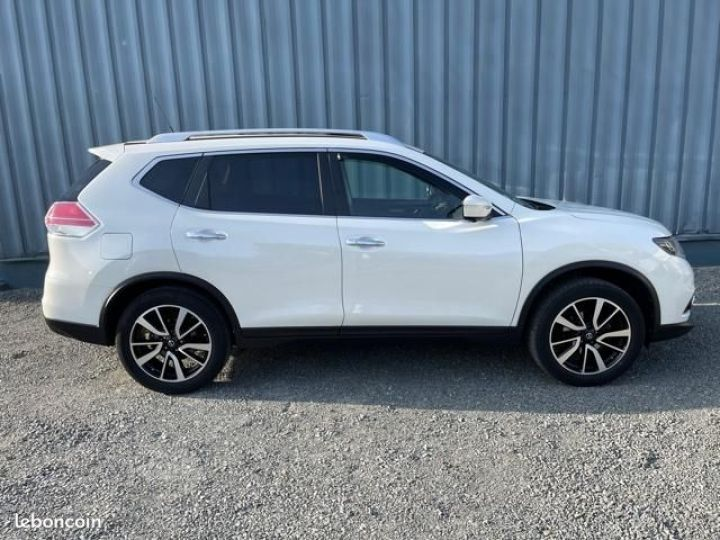 Nissan X-TRAIL dci 130 connect edition Blanc - 6