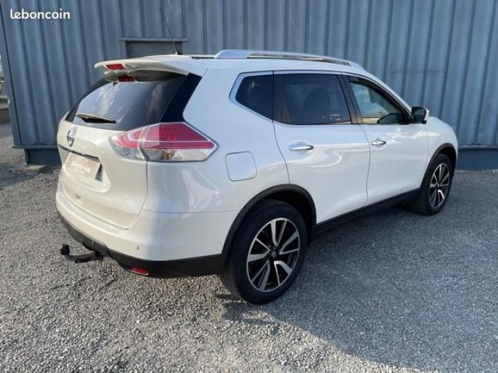 Nissan X-TRAIL dci 130 connect edition Blanc - 10