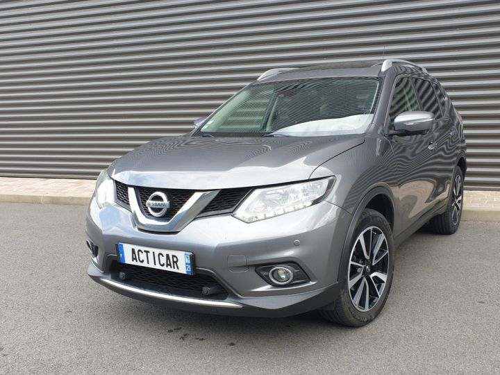 Nissan X-Trail trail 3 1.6 dci 130 connect edition bv6 Gris Occasion - 1