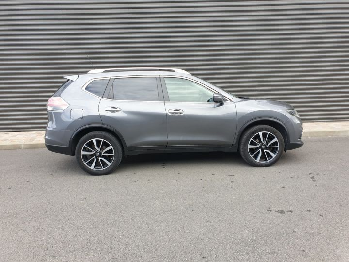 Nissan X-Trail trail 3 1.6 dci 130 connect edition bv6 Gris Occasion - 3