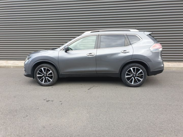 Nissan X-Trail trail 3 1.6 dci 130 connect edition bv6 Gris Occasion - 4