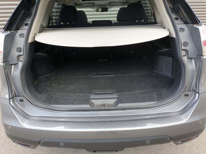 Nissan X-Trail trail 3 1.6 dci 130 connect edition bv6 Gris Occasion - 10