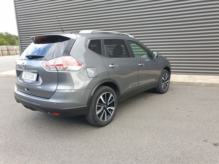 Nissan X-Trail trail 3 1.6 dci 130 connect edition bv6 Gris Occasion - 20