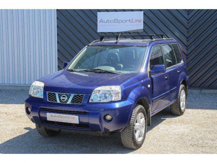 Nissan X-TRAIL X TRAIL 2.5 Plaza Bleu - 1