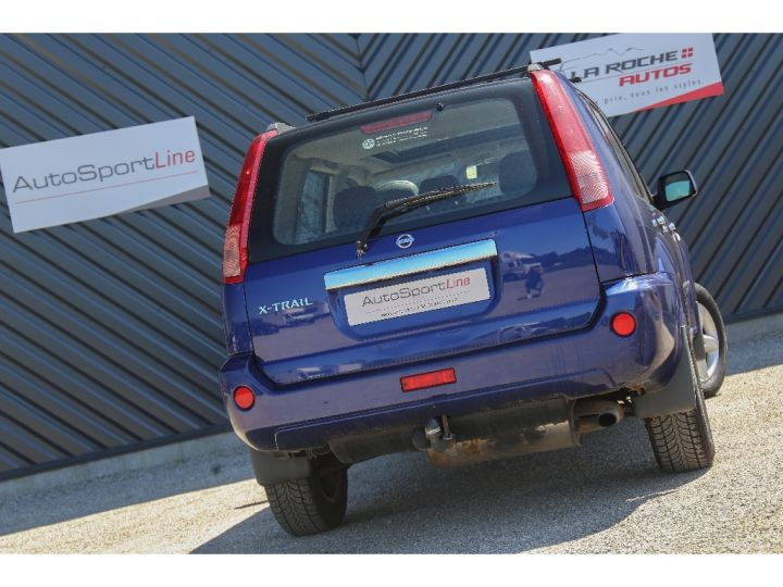 Nissan X-TRAIL X TRAIL 2.5 Plaza Bleu - 6