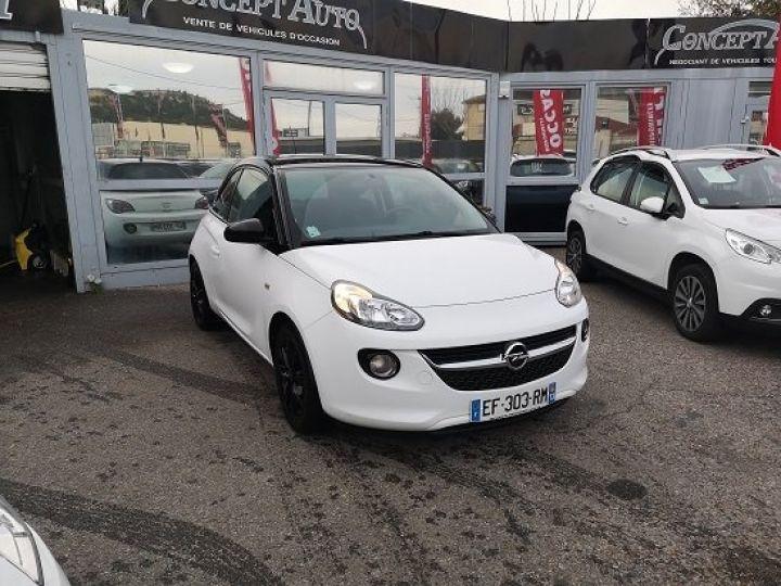 Opel ADAM LOUNGE BLANC METAL Occasion - 1