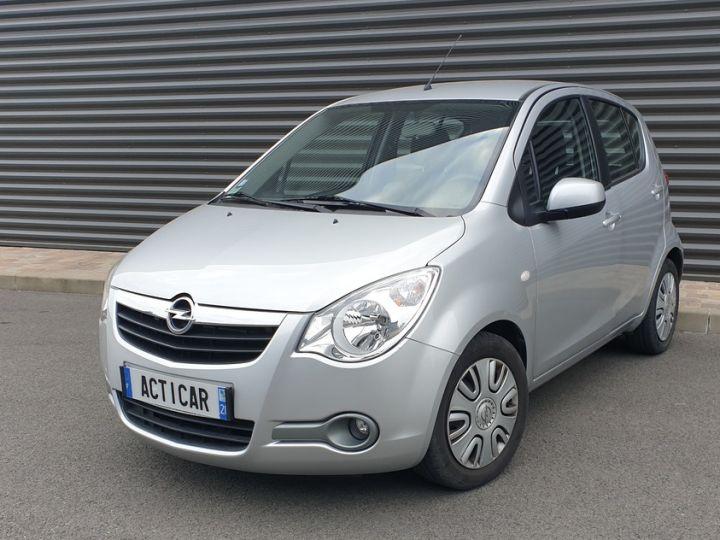 Opel AGILA 2 ii 1.2 94 edition bva Gris Occasion - 1