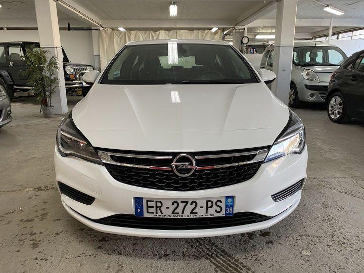 Opel Astra 1.0 TURBO 105CH ECOTEC INNOVATION EASYTRONIC 3.0 Blanc - 2