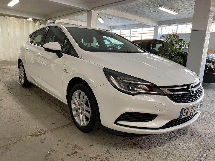 Opel Astra 1.0 TURBO 105CH ECOTEC INNOVATION EASYTRONIC 3.0 Blanc - 3