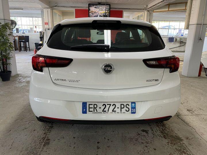 Opel Astra 1.0 TURBO 105CH ECOTEC INNOVATION EASYTRONIC 3.0 Blanc - 5