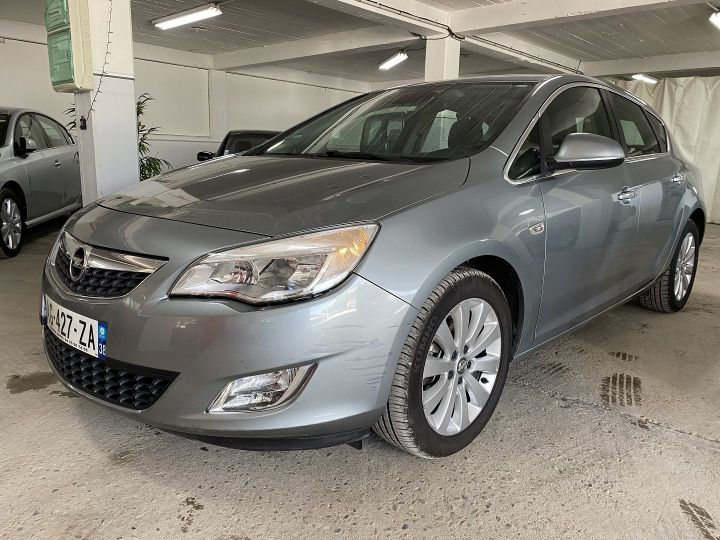 Opel Astra 1.7 CDTI110 FAP ENJOY Gris - 1