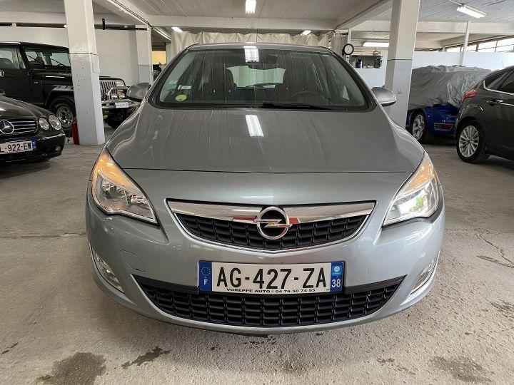 Opel Astra 1.7 CDTI110 FAP ENJOY Gris - 2