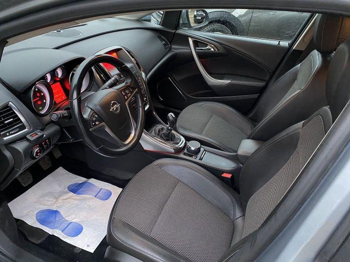 Opel Astra 1.7 CDTI110 FAP ENJOY Gris - 7