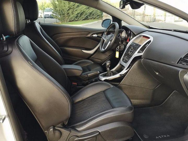 Opel Astra 4 GTC 1.7 CDTI 130 SPORT PACK IIII Blanc Métallisé Occasion - 4