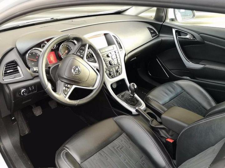 Opel Astra 4 GTC 1.7 CDTI 130 SPORT PACK IIII Blanc Métallisé Occasion - 11