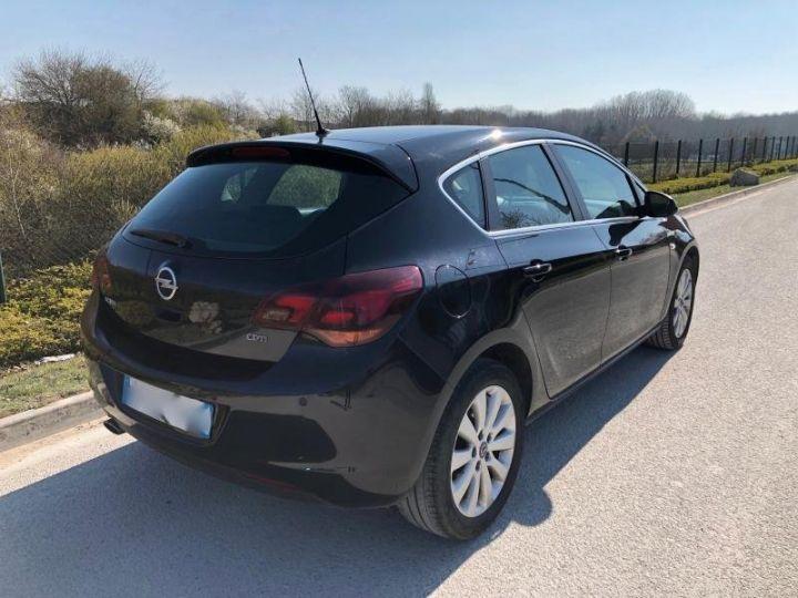 Opel Astra 4 IV 20 CDTI 160 COSMO BVA Noir Occasion - 2