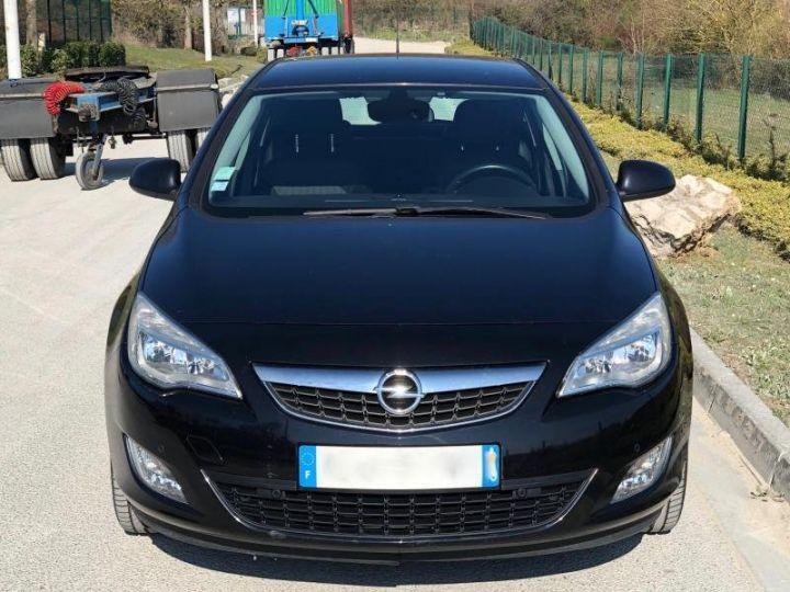 Opel Astra 4 IV 20 CDTI 160 COSMO BVA Noir Occasion - 9