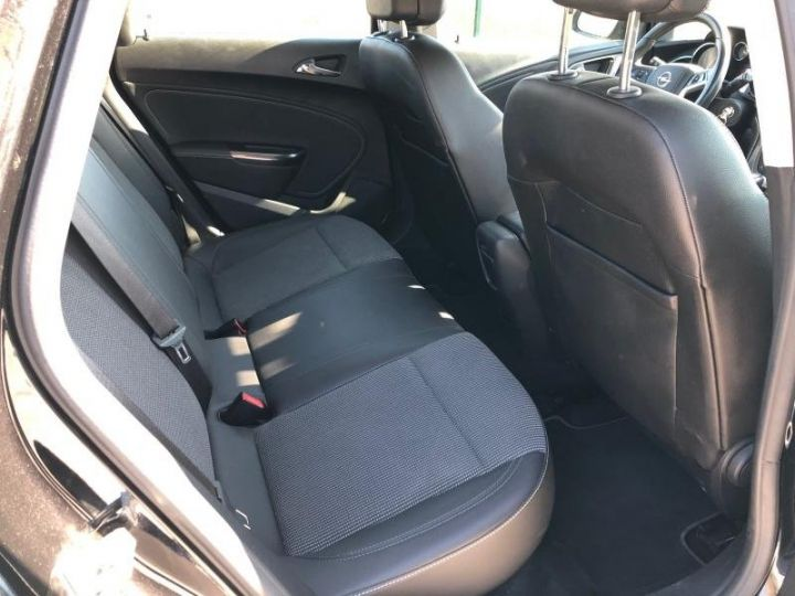 Opel Astra 4 IV 20 CDTI 160 COSMO BVA Noir Occasion - 12