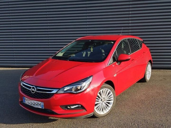 Opel Astra 5 1.0 TURBO 105 ECOFLEX INNOVATION 5P l Rouge Occasion - 1