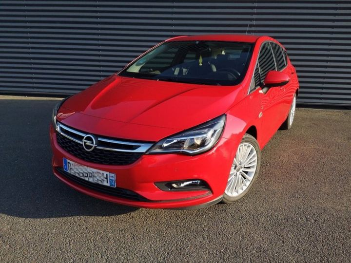 Opel Astra 5 1.0 TURBO 105 ECOFLEX INNOVATION 5P l Rouge Occasion - 10