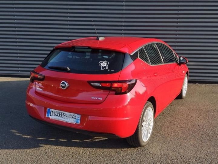 Opel Astra 5 1.0 TURBO 105 ECOFLEX INNOVATION 5P x Rouge Occasion - 2