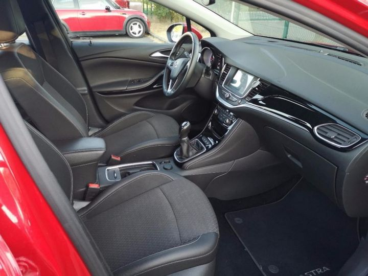 Opel Astra 5 1.0 TURBO 105 ECOFLEX INNOVATION 5P x Rouge Occasion - 4