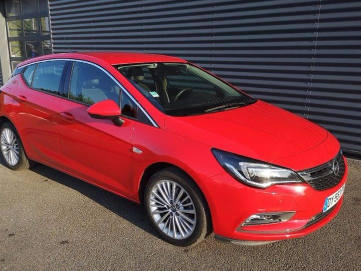 Opel Astra 5 1.0 TURBO 105 ECOFLEX INNOVATION 5P x Rouge Occasion - 11