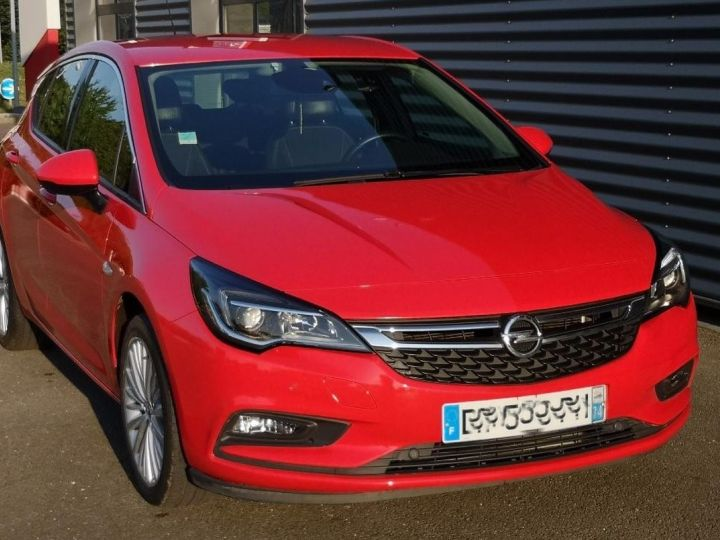 Opel Astra 5 1.0 TURBO 105 ECOFLEX INNOVATION 5P x Rouge Occasion - 12