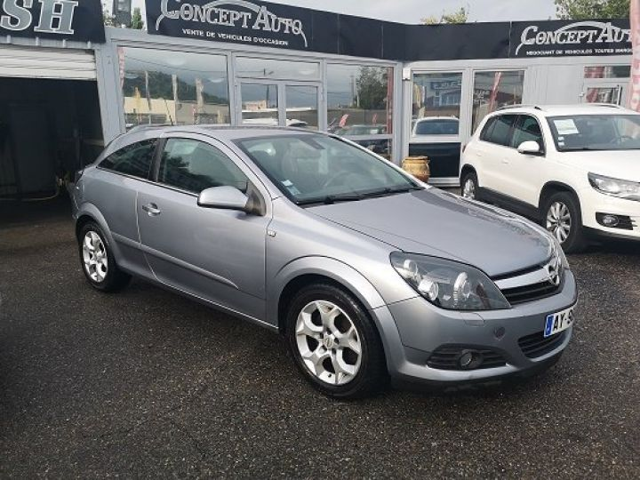 Opel Astra COUPE GRIS FONCE METAL Occasion - 2