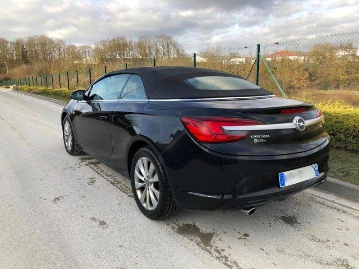 Opel CASCADA 2.0 CDTI 165 S/S COSMO PACK Noir Occasion - 2