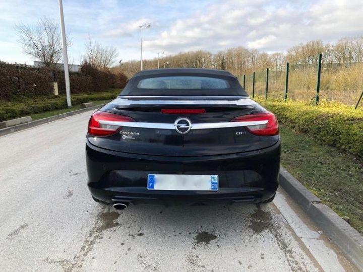 Opel CASCADA 2.0 CDTI 165 S/S COSMO PACK Noir Occasion - 5